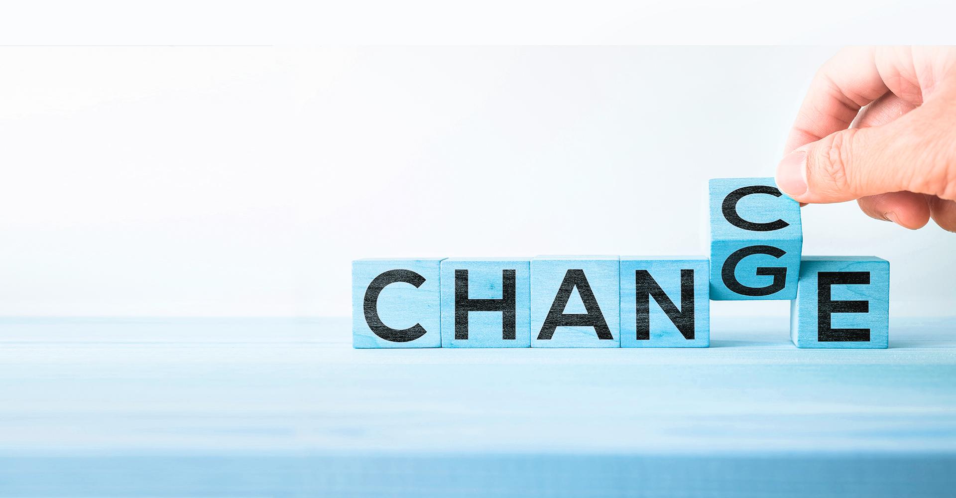 Wandel steuern